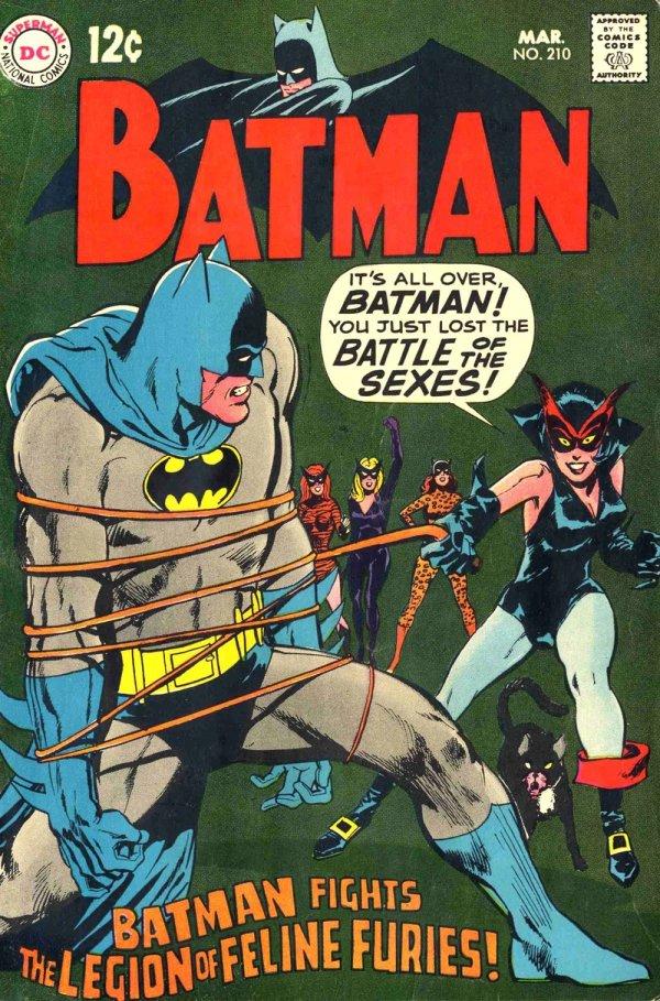 Batman #210