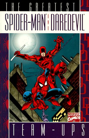 The Greatest Spider-Man and Daredevil Team-Ups 1