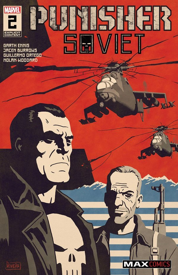Punisher Soviet #2