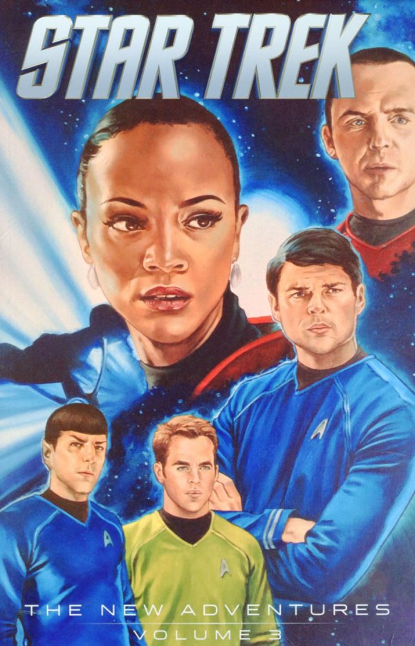 Star Trek New Adventures Vol. 3 TP
