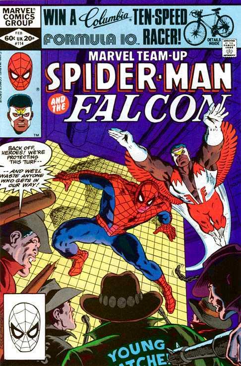 Marvel Team-Up #114