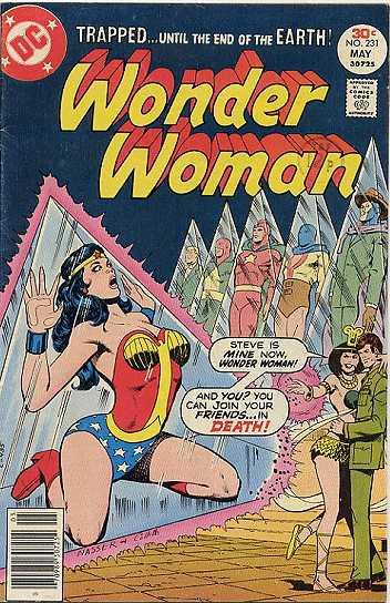 Wonder Woman #231