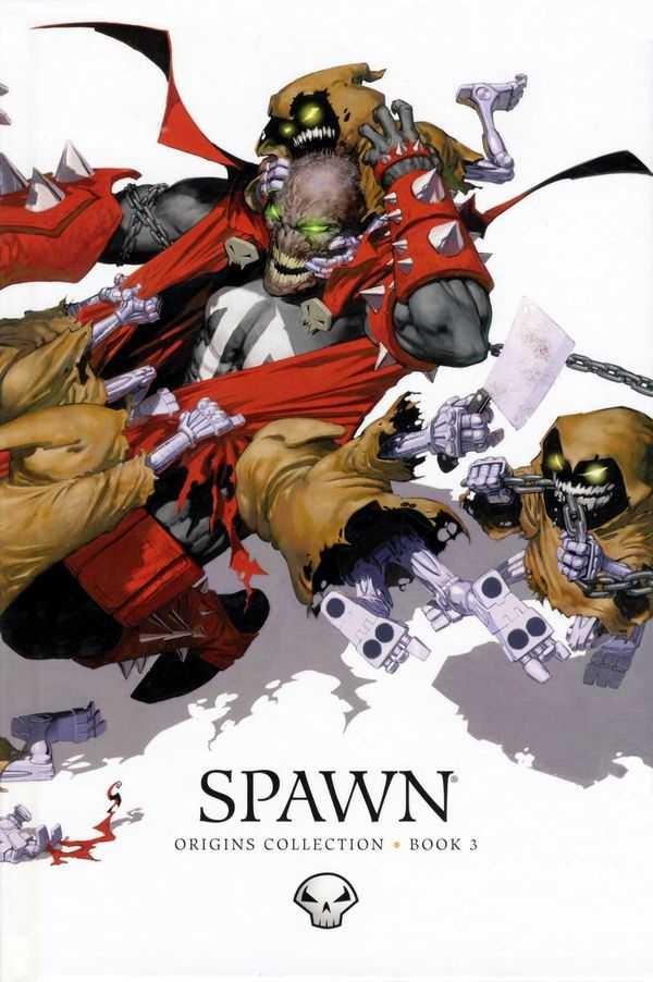Spawn Origins Vol. 3 HC