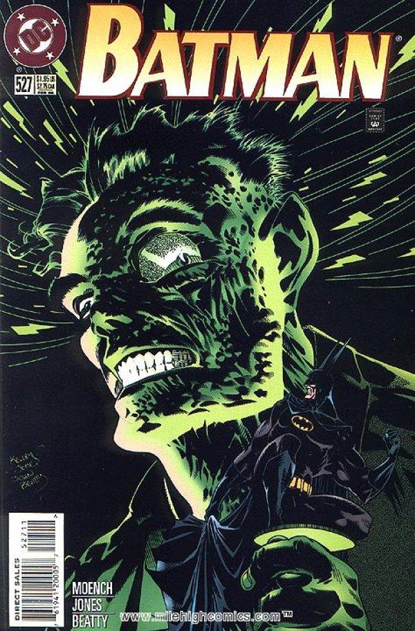 Batman #527
