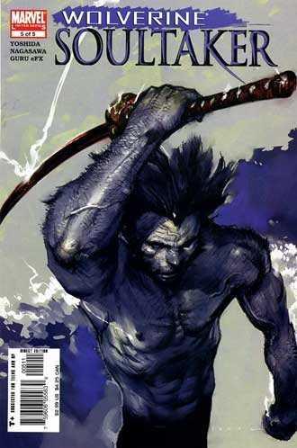 Wolverine: Soultaker #5