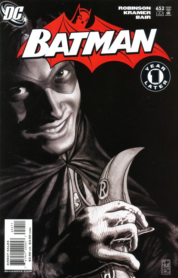 Batman #652