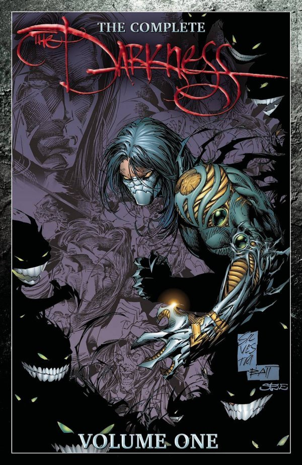 The Complete Darkness Vol. 1 TP