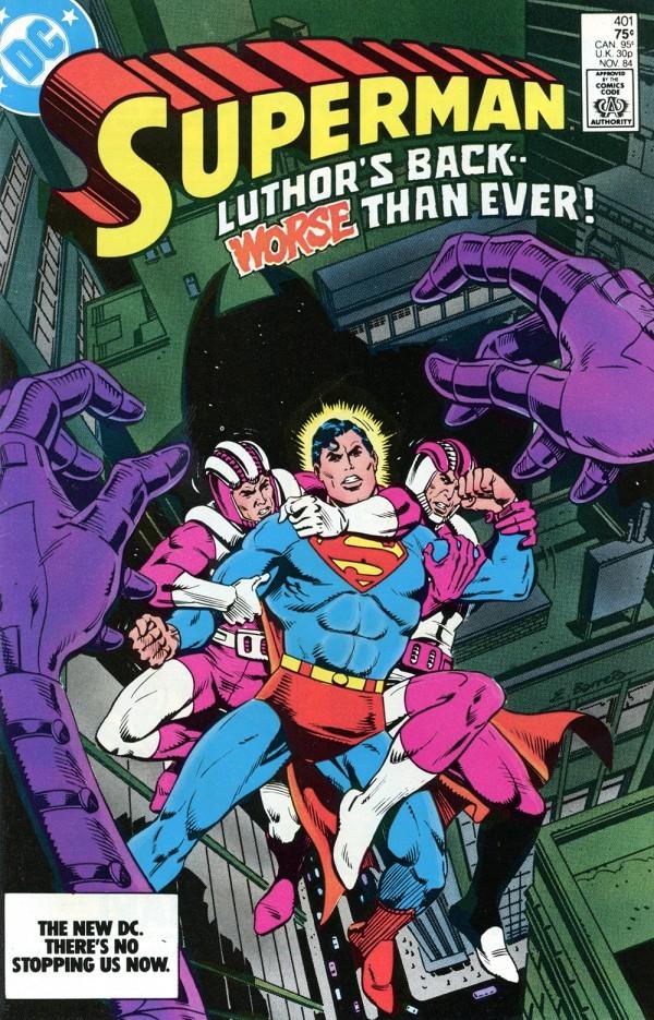 Superman #401