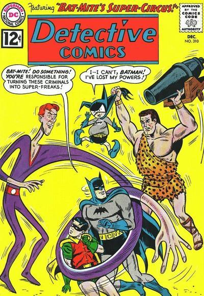Detective Comics #310