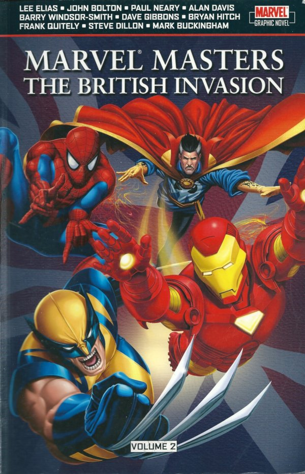 Marvel Masters: The British Invasion Vol. 2