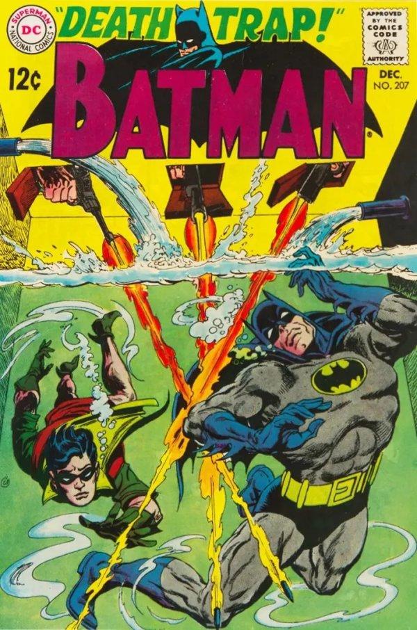 Batman #207