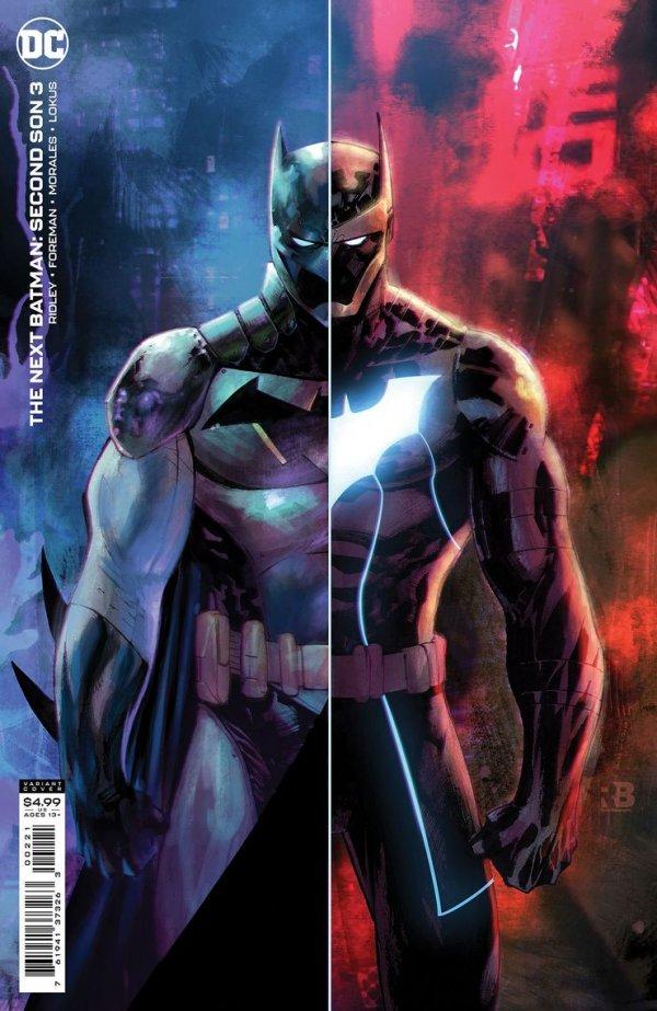 The Next Batman: Second Son #3