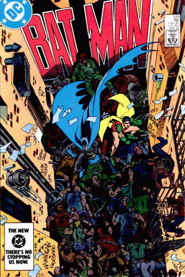 Batman #370
