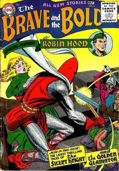 The Brave and the Bold #6