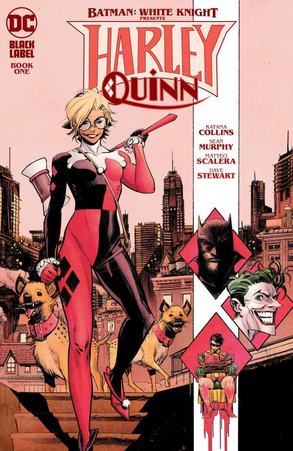 Batman: White Knight Presents Harley Quinn #1