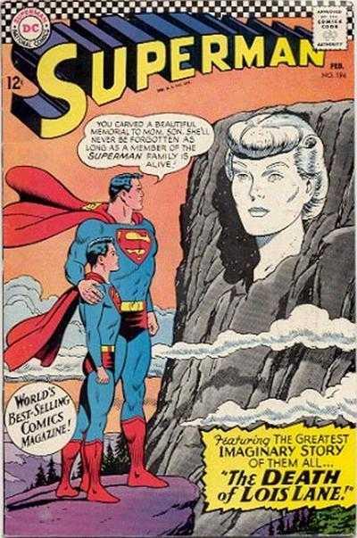 Superman #194