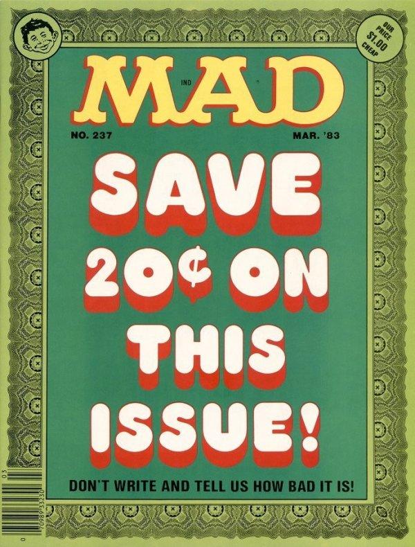 Mad Magazine #237
