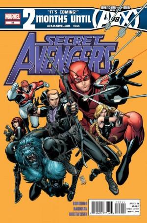 Secret Avengers #22