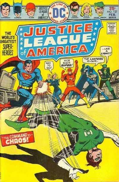 Justice League of America #127