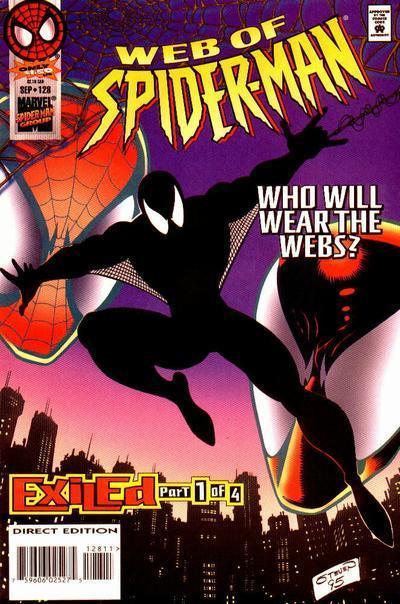 Web of Spider-Man #128