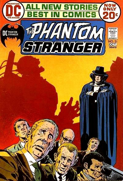 The Phantom Stranger #21