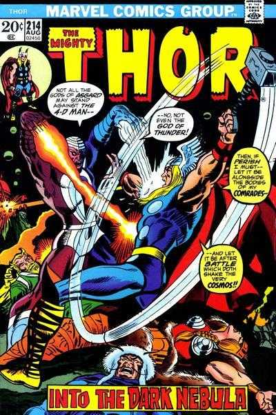The Mighty Thor #214