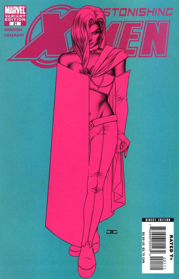 Astonishing X-Men #21