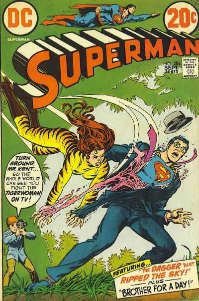 Superman #256