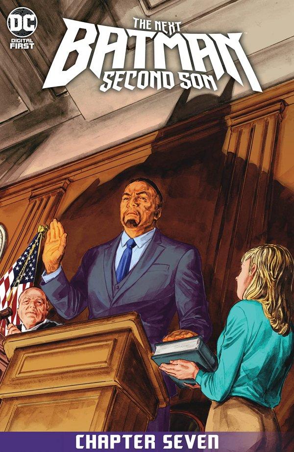 The Next Batman: Second Son Chapter #7