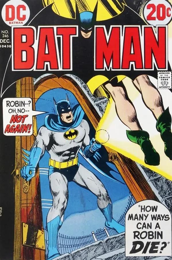 Batman #246