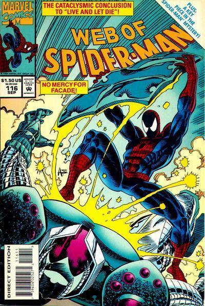 Web of Spider-Man #116