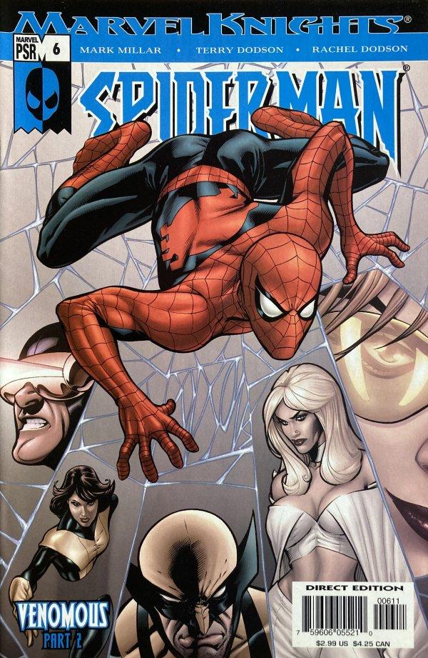 Marvel Knights: Spider-Man #6