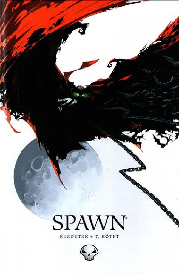 Spawn Kezdetek 7. Kötet HC