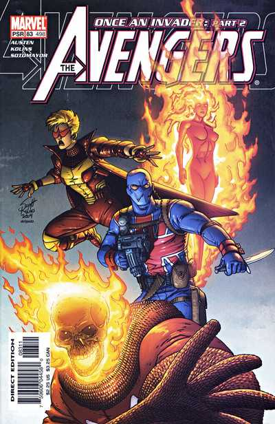 The Avengers #83