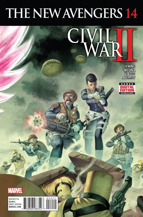 The New Avengers #14