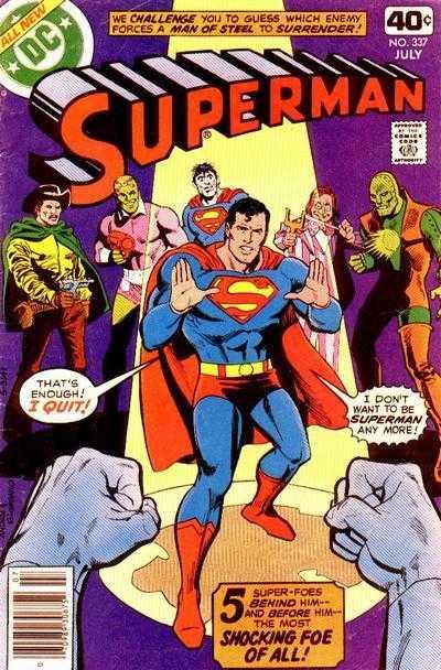 Superman #337