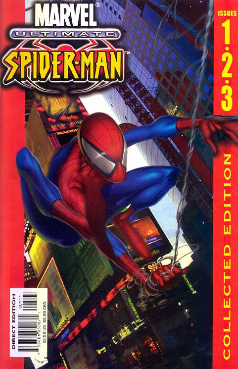 Ultimate Spider-Man Collected Edition