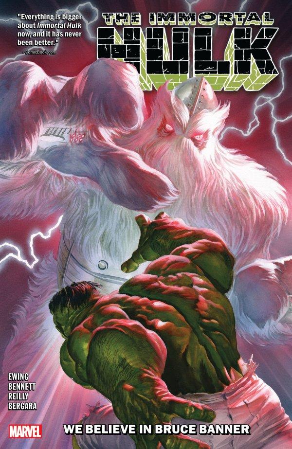 The Immortal Hulk Vol. 6: We Believe In Bruce Banner TP