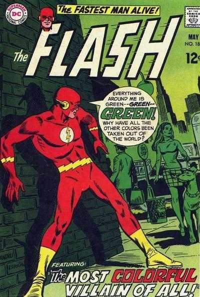 The Flash #188