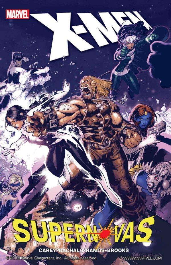 X-Men: Supernovas HC
