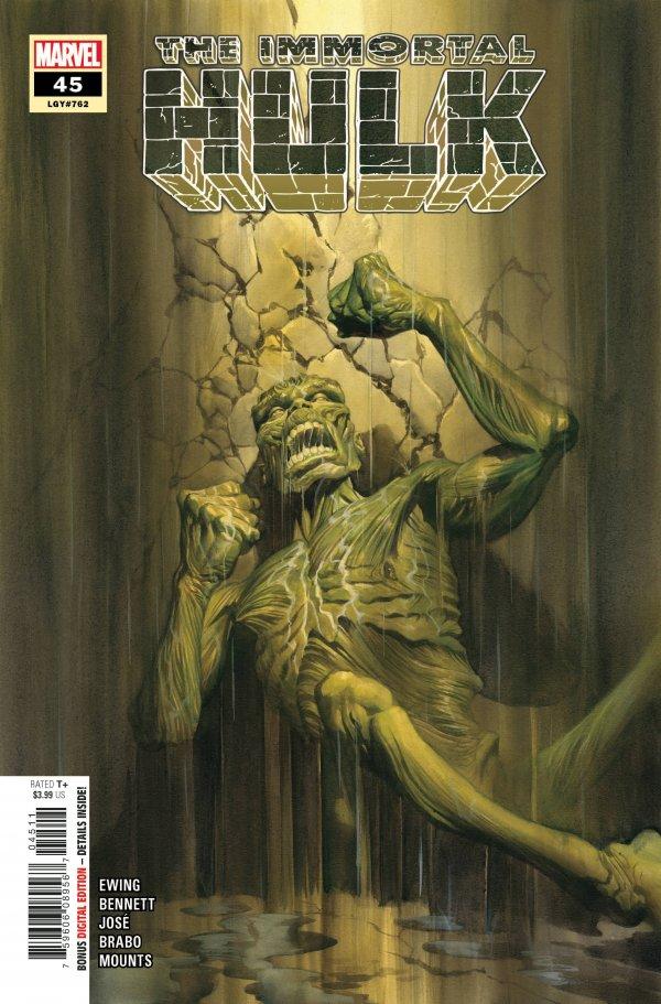 The Immortal Hulk #45