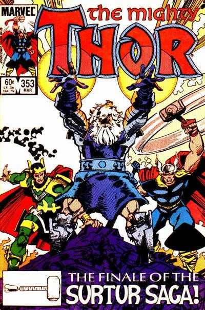 The Mighty Thor #353