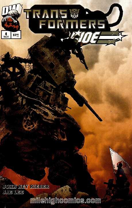 Transformers/G.I. Joe #4