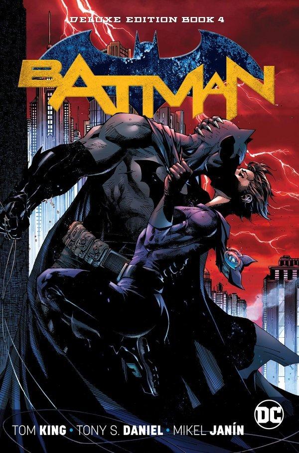 Batman: The Deluxe Edition Book 4 HC