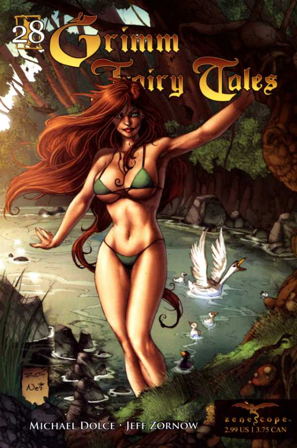 Grimm Fairy Tales #28