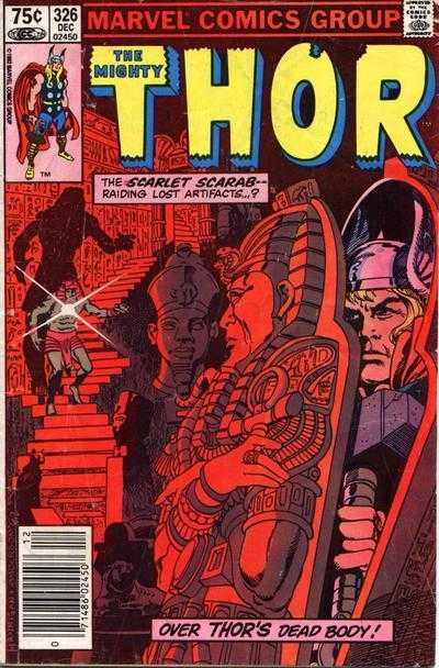 The Mighty Thor #326