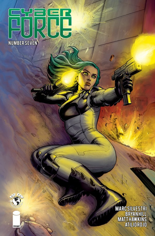 Cyber Force #7
