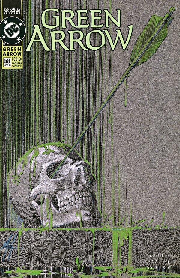 Green Arrow #58