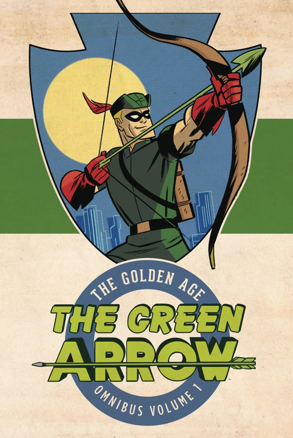 Green Arrow the Golden Age Omnibus Vol. 1 HC