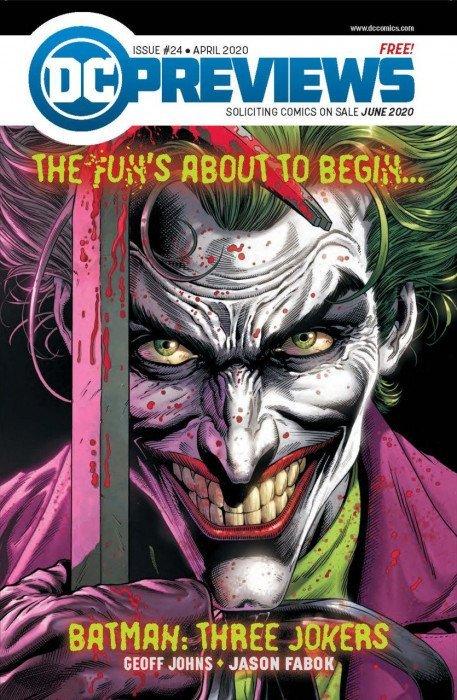 DC Previews #24